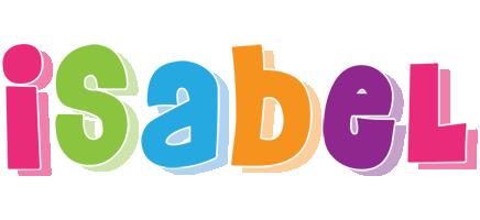 Isabel friday logo