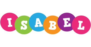 Isabel friends logo