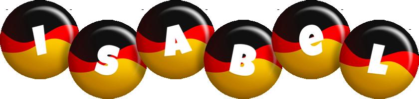 Isabel german logo