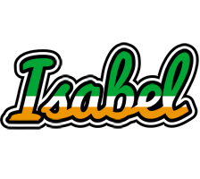 Isabel ireland logo