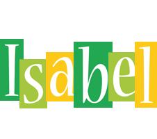 Isabel lemonade logo
