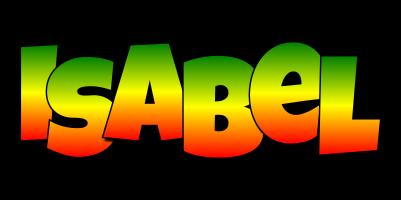 Isabel mango logo