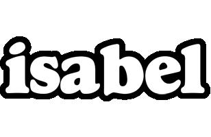 Isabel panda logo