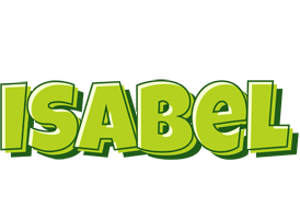Isabel summer logo