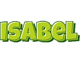 Isabel summer logo