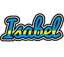 Isabel sweden logo