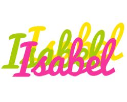 Isabel sweets logo