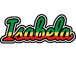 Isabela african logo