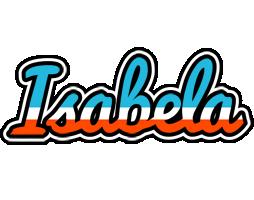 Isabela america logo