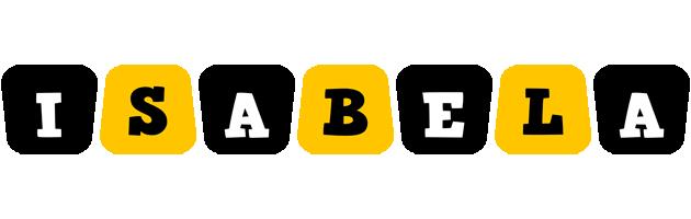 Isabela boots logo