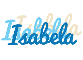 Isabela breeze logo