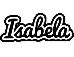 Isabela chess logo