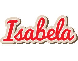 Isabela chocolate logo