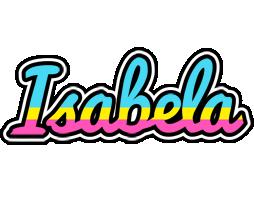 Isabela circus logo