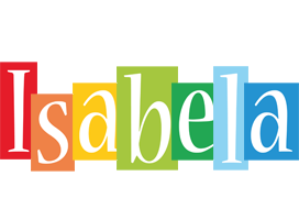 Isabela colors logo