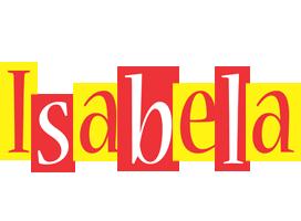 Isabela errors logo