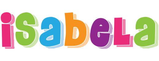 Isabela friday logo