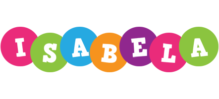 Isabela friends logo