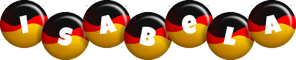 Isabela german logo