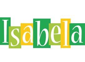 Isabela lemonade logo
