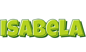 Isabela summer logo