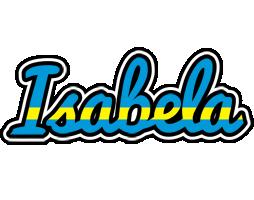 Isabela sweden logo