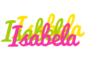 Isabela sweets logo