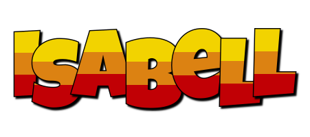 Isabell jungle logo