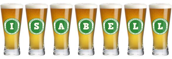 Isabell lager logo