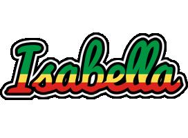 Isabella african logo