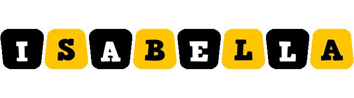 Isabella boots logo
