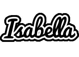 Isabella chess logo