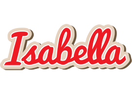 Isabella chocolate logo