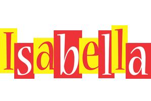 Isabella errors logo
