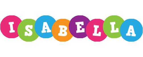 Isabella friends logo