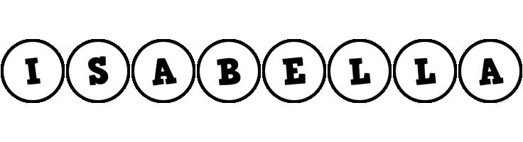 Isabella handy logo