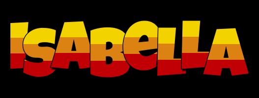 Isabella jungle logo