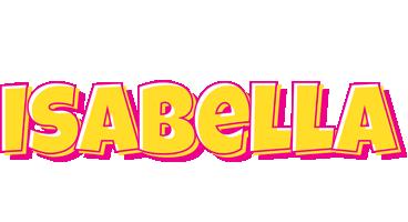 Isabella kaboom logo