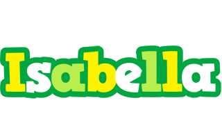 Isabella soccer logo