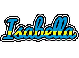 Isabella sweden logo