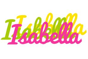 Isabella sweets logo