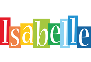 Isabelle colors logo