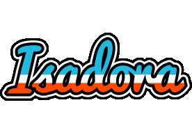 Isadora america logo