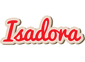 Isadora chocolate logo