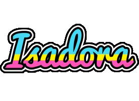 Isadora circus logo
