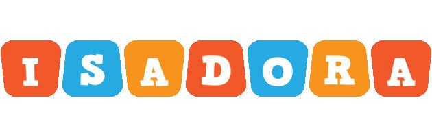 Isadora comics logo