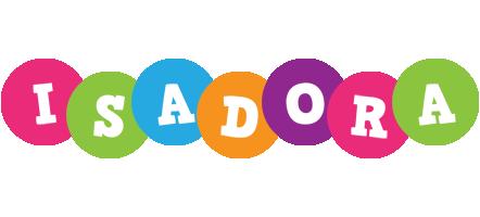 Isadora friends logo