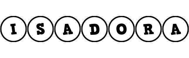 Isadora handy logo
