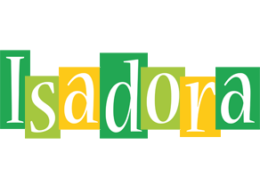 Isadora lemonade logo