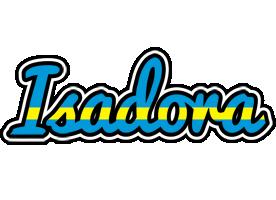 Isadora sweden logo